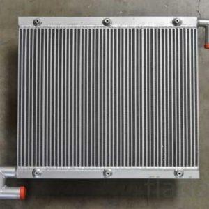 Радиатор масляный 4448321 Hitachi