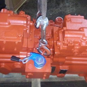 Гидравлический насос на экскаватор Case CX210B