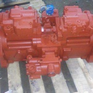Гидравлический насос на экскаватор Case CX240B
