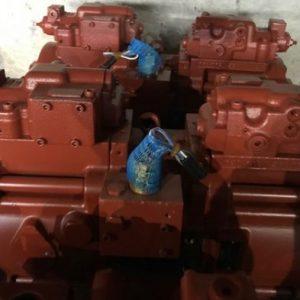Гидравлический насос на экскаватор Doosan DX 255