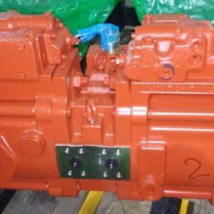 Гидравлический насос на экскаватор Doosan Dx225