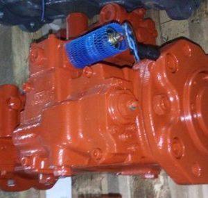 Гидравлический насос на экскаватор JCB160