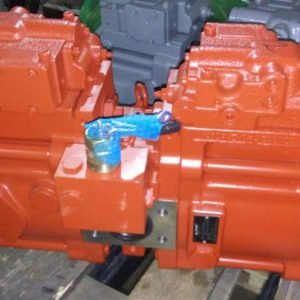 Гидравлический насос на экскаватор JCB260