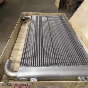 Радиатор масляный 4648857 Hitachi