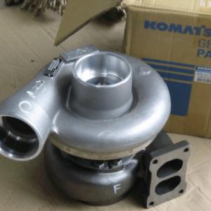 Турбокомпрессор (турбина) 3580234 Komatsu