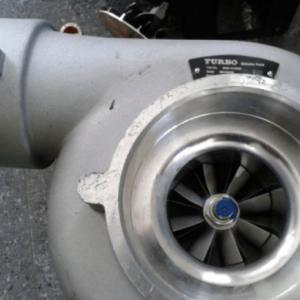 Турбокомпрессор (турбина) 4089746 Komatsu