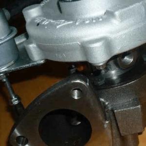 Турбокомпрессор (турбина) 727266-5003S JCB