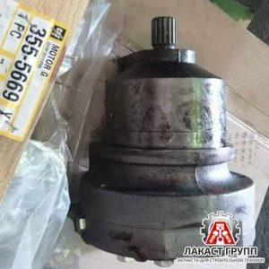 Гидромотор хода 355-5669 Caterpillar 345D