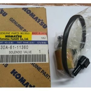 Соленоид 30A-61-11360 Komatsu