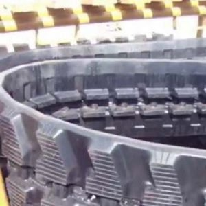 Гусеница резиновая 150x60x40 Kobelco SK005