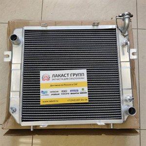 Радиатор H25S210202 для погрузчика Heli CPCD15